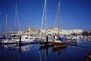 El puerto de Rota. Fotografía: Alfonso Hernández