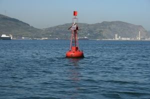 El derrotero se debe de complementar con el libro de Faros para reconocer las marcas fijas y flotantes en las entradas a los puertos (Fotografía: Alfonso Hernández)